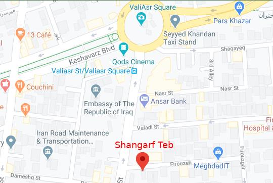 Shangarf Teb on google map